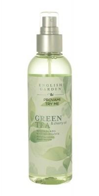 Atkinsons Green Tea & Cherry Oil spray do ciała 200 ml tester dla kobiet