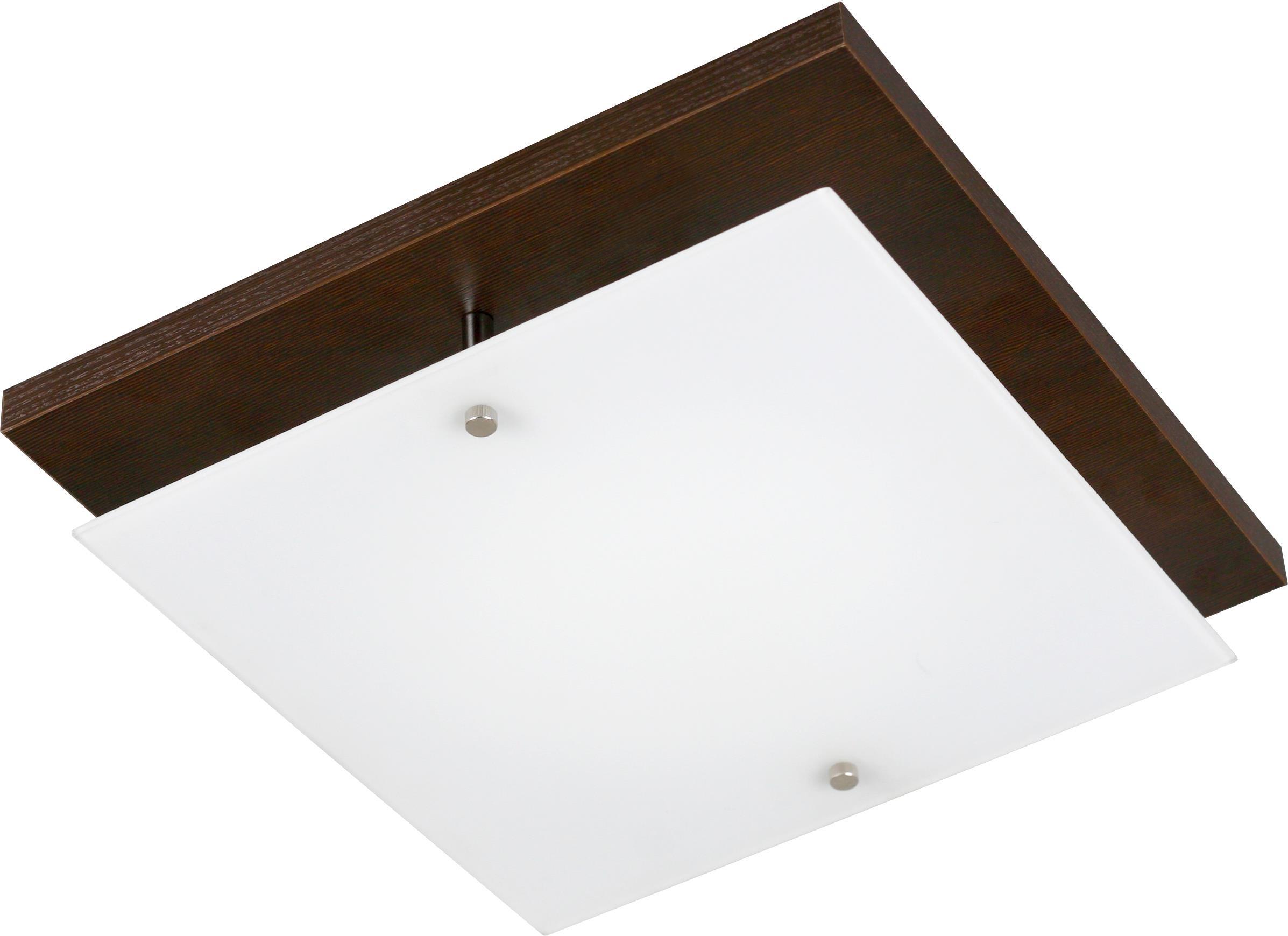 Lampex Plafon Vetro D36 Wenge 197/D36 WEN