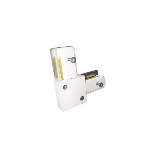 Milagro Milagro Łącznik Lampy TRACK LIGHT White Typ L ML3918