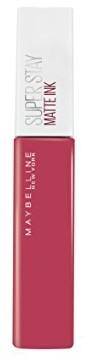 Maybelline New York Lippenstift Super Stay Matte ink unnude 80 Ruler, 1er Pack (1 X 5 ML) 3600531469481