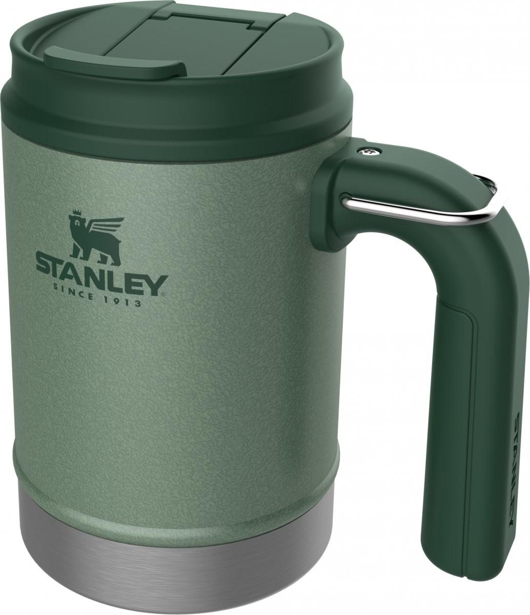 Stanley Kubek termiczny z uchwytem CLASSIC zielony 0.47L Stanley 10-01693-025