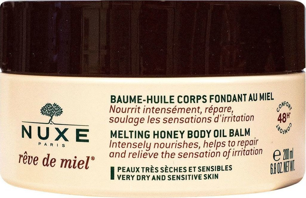 Nuxe Reve de Miel Melting Honey Body Oil Balm Balsam do ciała 200ml #103629