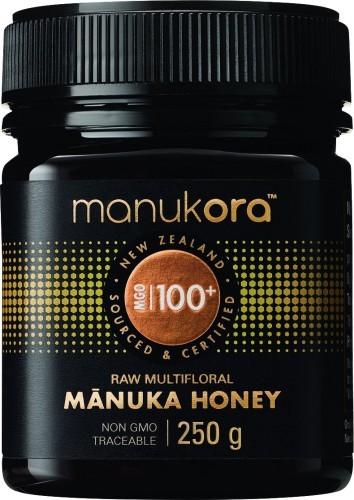 Manuka Health New Zealand Manukora Miód MGO 100+ 250g