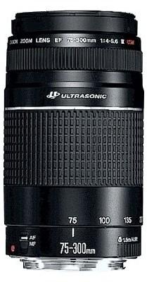 Canon EF 75-300mm f/4.0-5.6 III USM (6472A012)