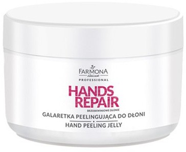 Farmona HANDS REPAIR Galaretka peelingująca do dłoni 300g