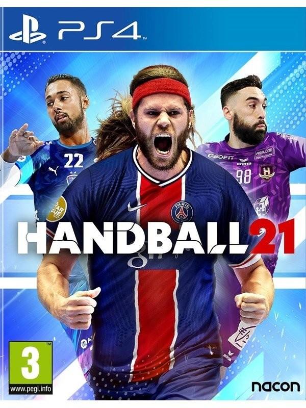 Handball 21 (GRA PS4)