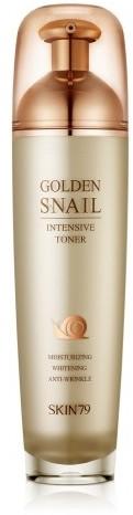 Skin79 SKIN79 Toner do twarzy, Golden Snail Intensive Toner 130ml