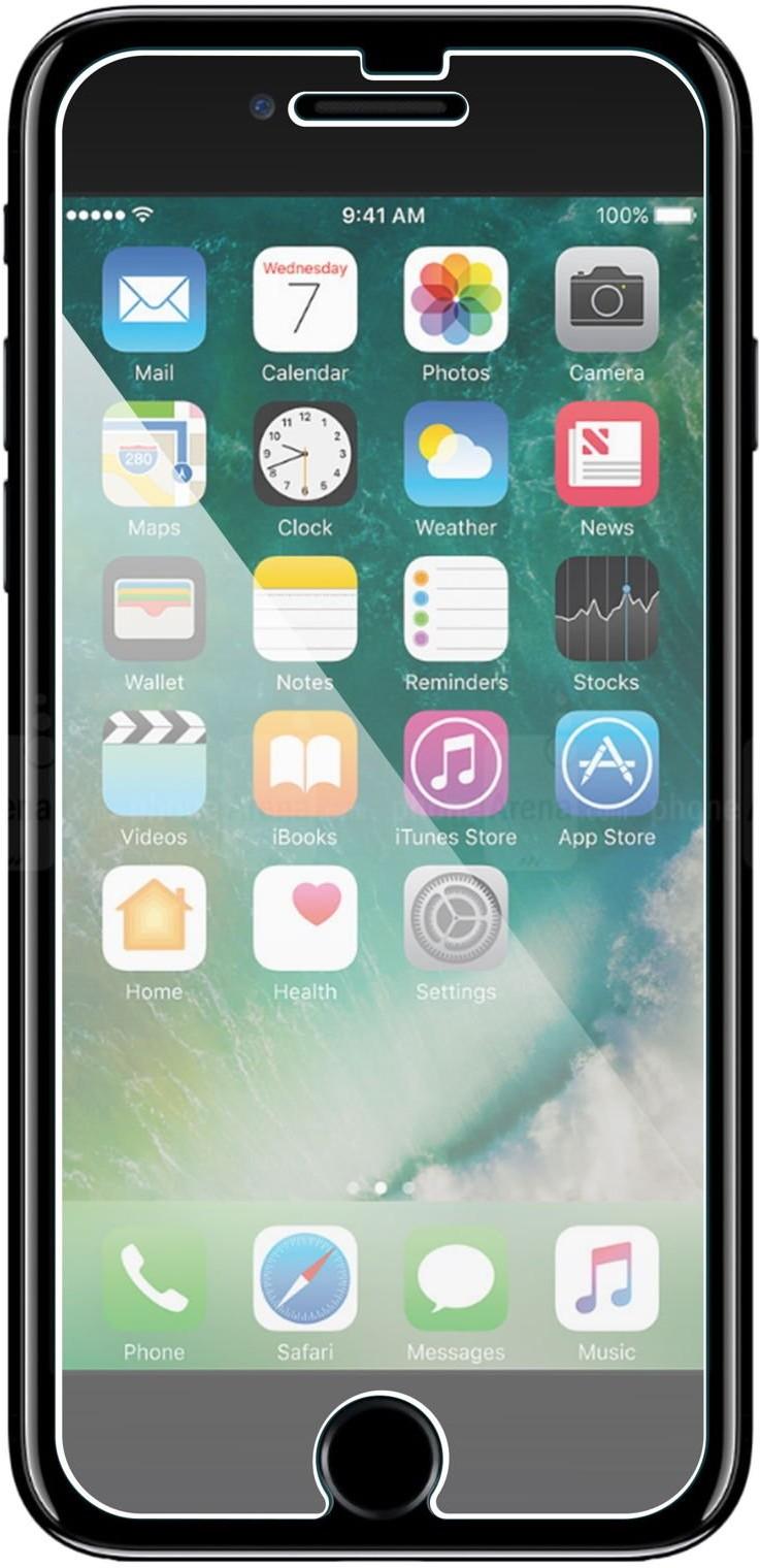 movear Szkło Hartowane 2.5D na iPhone 8 Plus / 7 Plus GLASS mSHIELD AIP7PGPM14A00