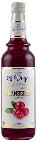 Distillati Group Syrop Il Doge 700 ml Żurawina