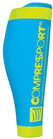 CompresSport Calf R2 v2 ocieplacze na łydki, turkusowy, T4 CS2R2V2-5020_5020_T4