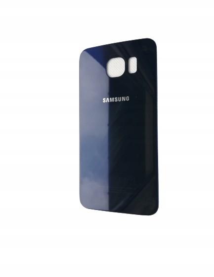 Samsung Klapka Plecy Galaxy S6 Czarna