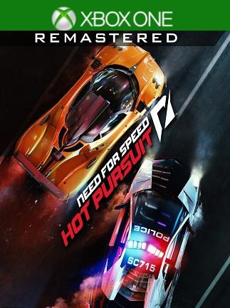 Need For Speed Hot Pursuit Remastered (GRA XBOX ONE / XBOX SERIES X) wersja cyfrowa