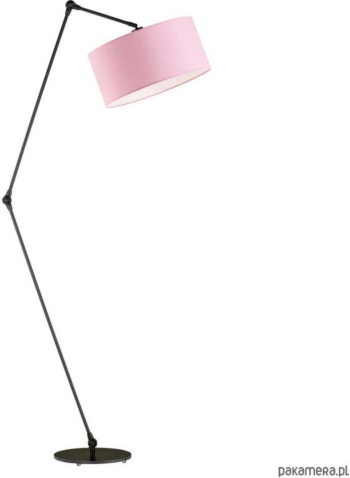 Lampa do pokoju dziecka BARI różowy