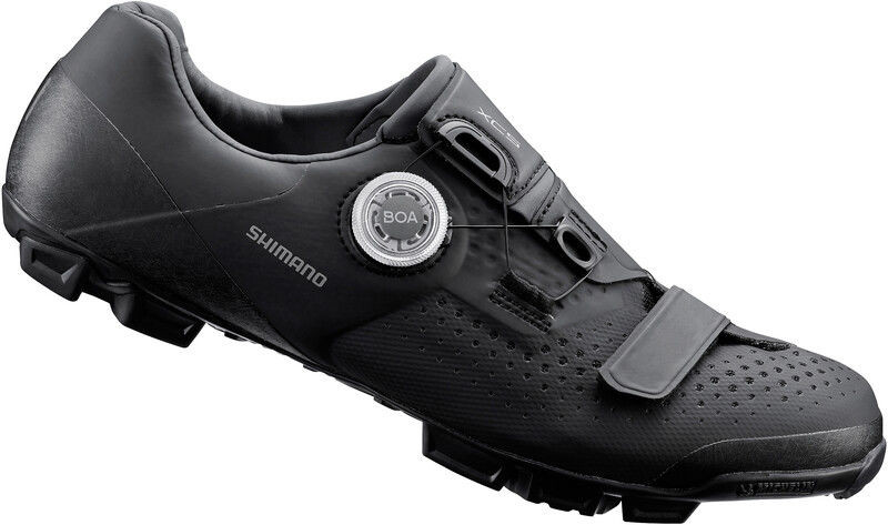 Shimano SH-XC501 Buty, black EU 49 2020 Buty MTB zatrzaskowe ESHXC501MCL01S49000