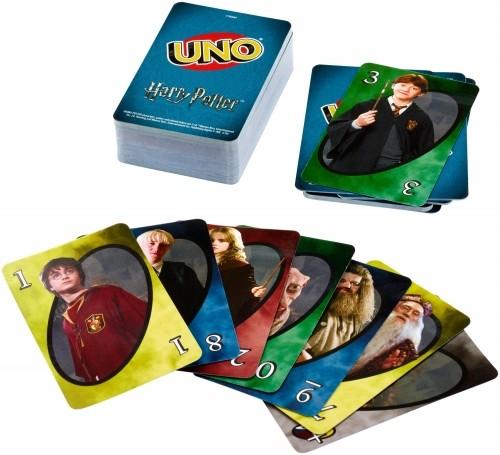 Mattel UNO Harry Potter