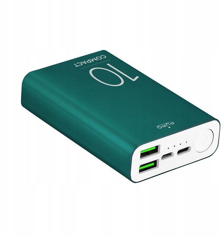 PURO Compact Power Bank - Power bank dla smartfonó