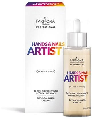 Farmona Professional Olejek do pielęgnacji skórek i paznokci Farmona Hands & Nails Artist 30ml