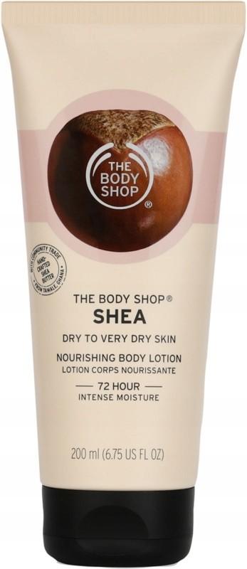 The Body Shop Balsam do ciała Shea 200ml