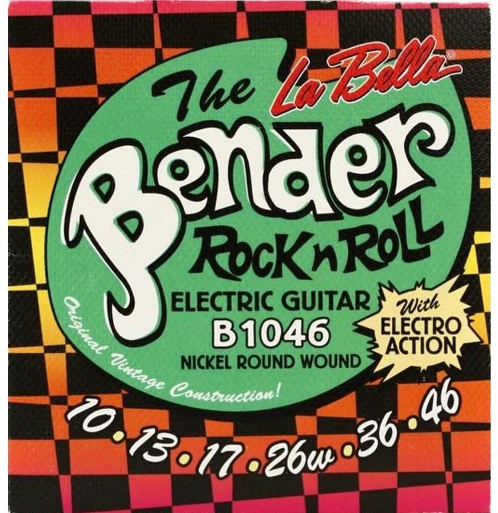 LaBella B1046 Bender struny elektryczne 10-46