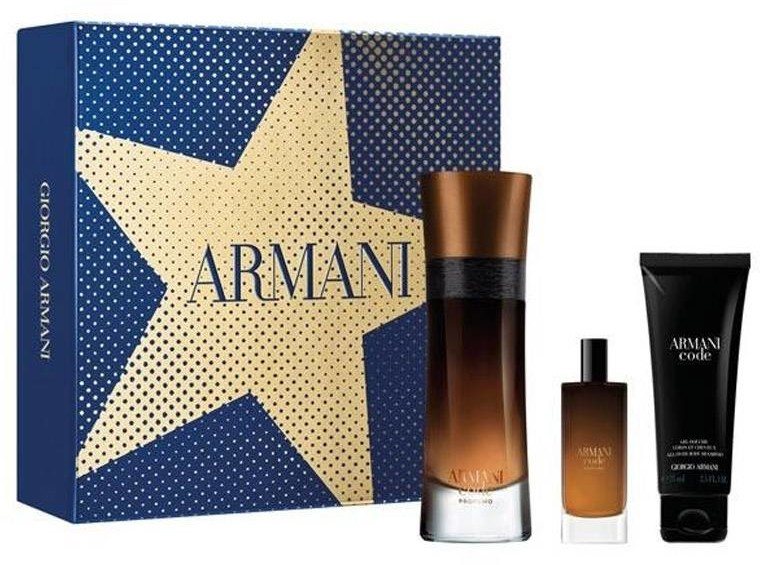 Giorgio Armani Giorgio GIORGIO Code Profumo Pour Homme EDP 60ml + EDP 15ml + SHOWER GEL 75ml 94171-uniw