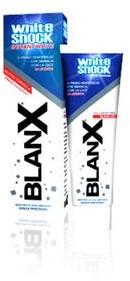 COSWELL Blanx White Shock 75ml wybielająca pasta do zębów