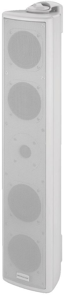 Monacor ETS-530TW/WS Kolumna głośnikowa PA 86357