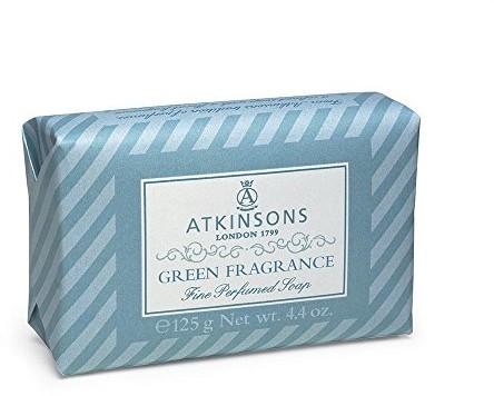 Atkinsons atkinsons perfum mydła Green Fragrance 125rozm. AN80200