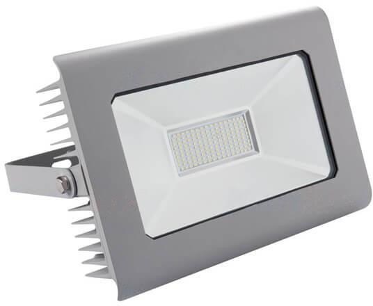 Kanlux ospel Naświetlacz LED ANTRA LED100W-NW GR 7400lm 4000K b.neutralna 230V IP-65 Szary 25586