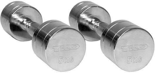 Tko TKO chromowane Beauty Bell 7 kg TKO K815BBN-7