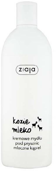 Ziaja Koziemleko kremowe Mydło w kostce pod prysznic 500ml