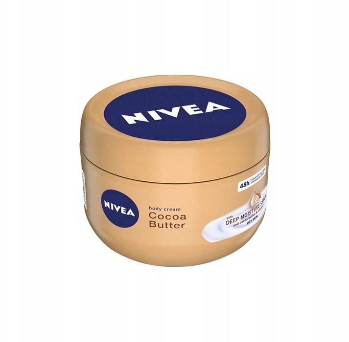Nivea Odżywczy Krem Do Ciała Masło Kakaowe 250ML