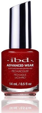IBD Advanced Wear Color Cosmic Red - 14ml 39013653521