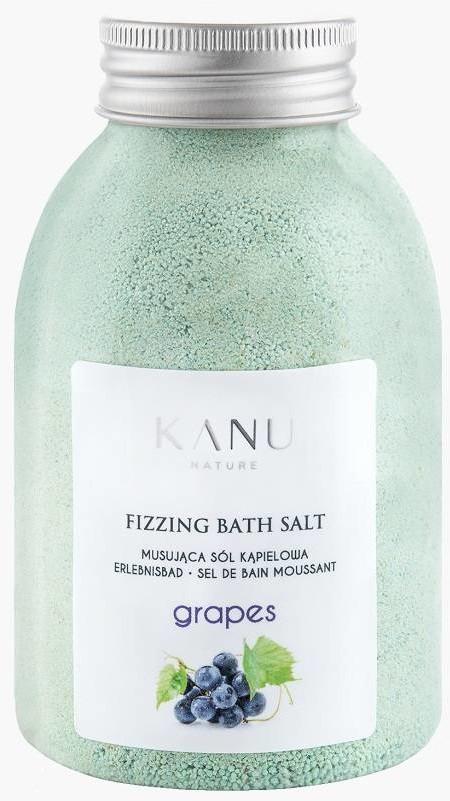 Kanu NATURE NATURE Fizzing Bath Salt 250g 94560-uniw