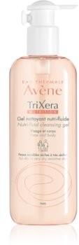 Avene Avne TriXera Nutrition żel oczyszczający do twarzy i ciała