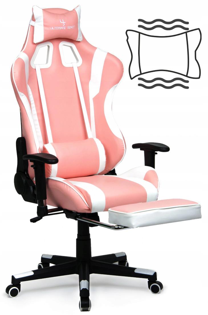 ULTIMATE SEATS HERO różowy (6431-6)