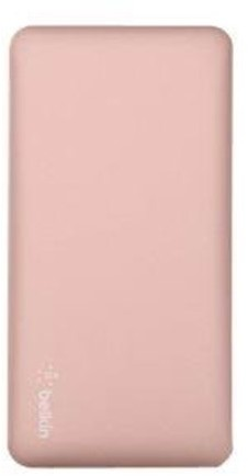 Belkin Pocket power bank 5,000 mAh, różowy (Rosegold) F7U019btC00