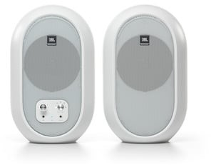 JBL 104 SET-BT WHITE - Koaksjalne monitory z Bluetooth