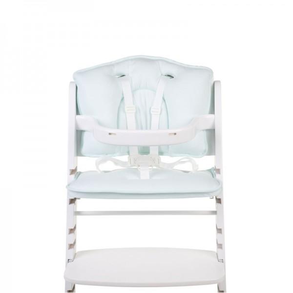 Childhome childhome - ochraniacz-poduszka do krzesła jersey miętowy