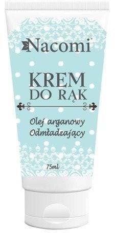 Nacomi Hand Cream Argan Oil Rejuvenating 85ml