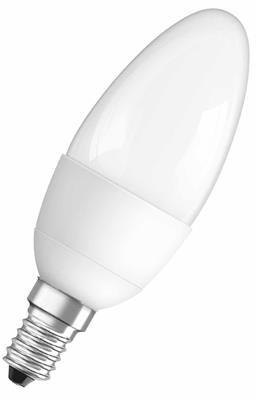 Osram Żarówka LED 6W  470lm E14 2700K 4052899326453