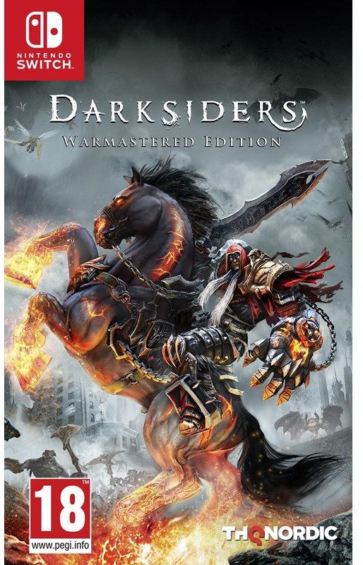 Darksiders: Warmastered Edition NSWITCH