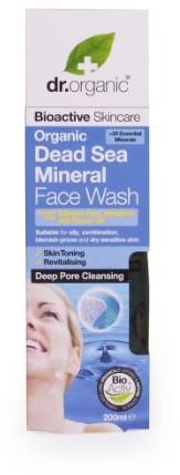 Dr. Organic DR Organic salicylany MAR morto Face Wash, 200ML, 1er Pack (1X 200ML) DRC12041