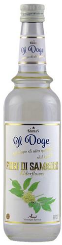Distillati Group Syrop Il Doge 700 ml Czarny Bez