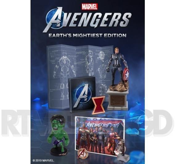 Marvels Avengers Edycja Najpotężniejszych Bohaterów (GRA XBOX ONE)