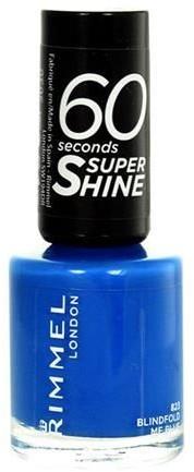 Rimmel London London 60 Seconds Super Shine 703 White Hot Love W 8 ml e3614220617169