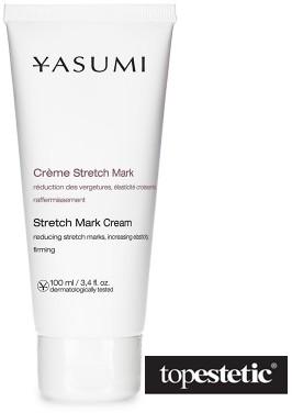 Yasumi Yasumi Stretch Mark Cream Krem do ciała likwidujący rozstępy 100 ml