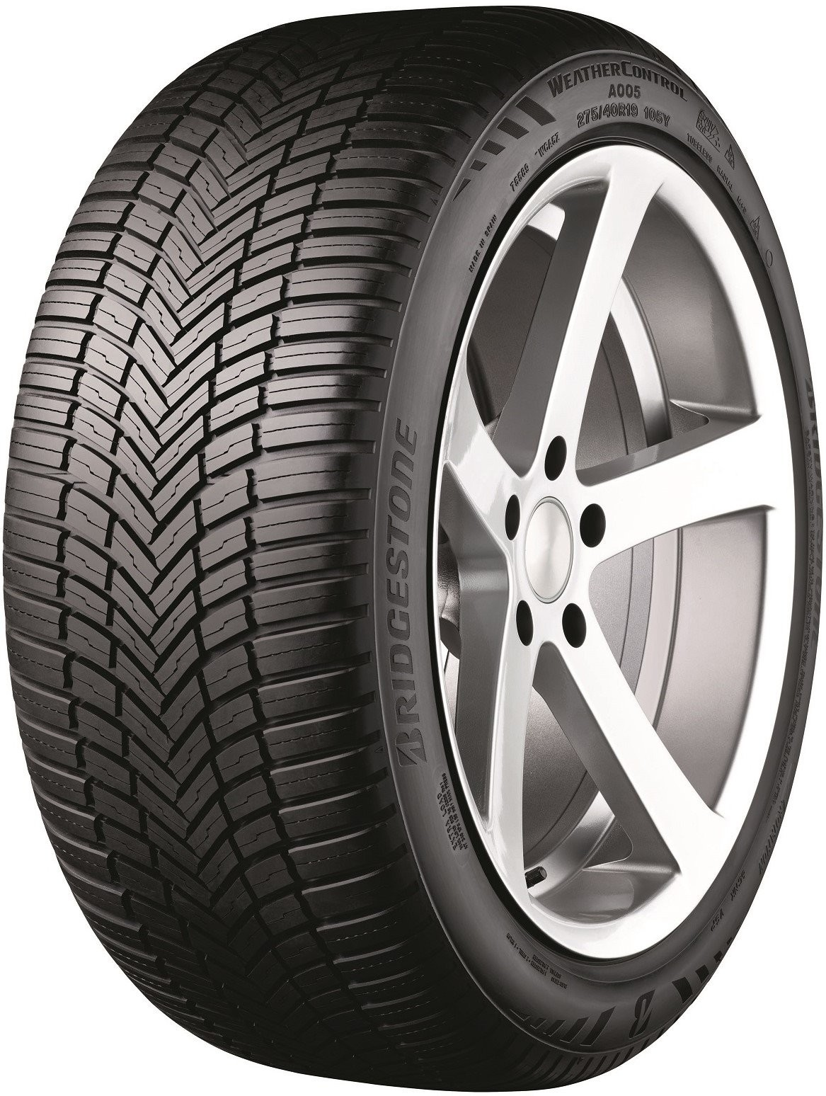 Bridgestone Weather Control 215/65R16 102V