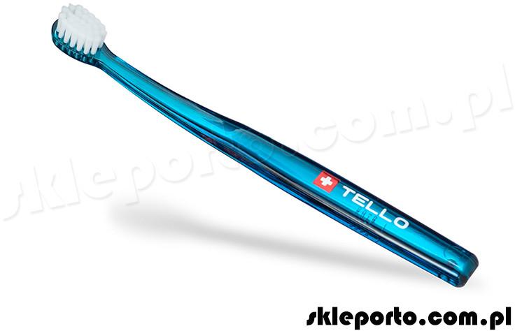 Tello Tello 6240 ultra soft szczoteczka do zębów ultra miękka
