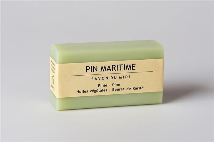 SAVON DU MIDI Mydło z masłem shea PIN MARITIME (Sosna) 102 110551
