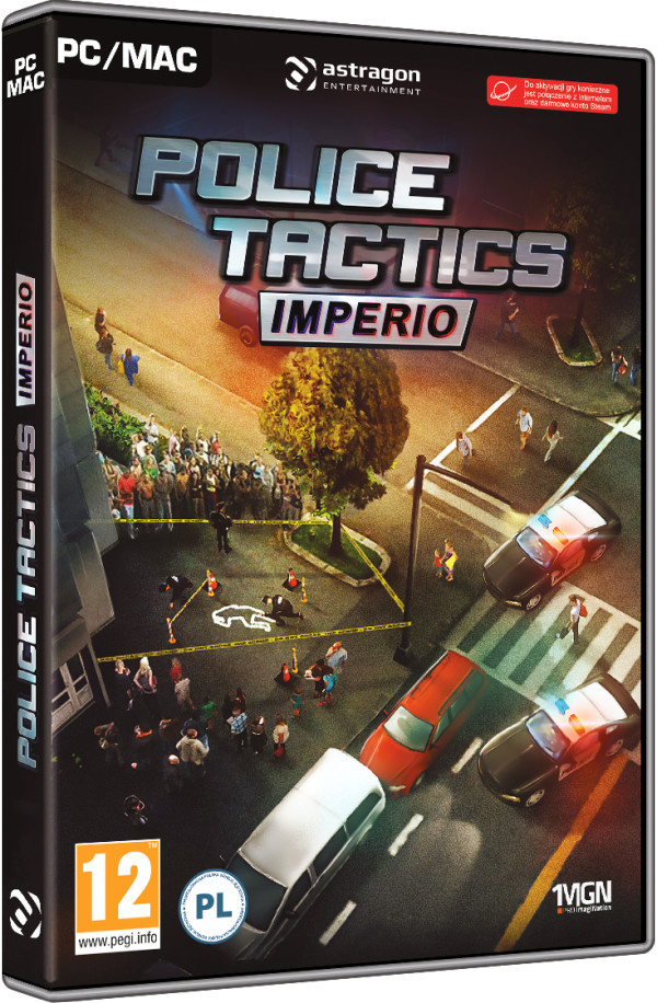 Police Tactics: Imperio PC